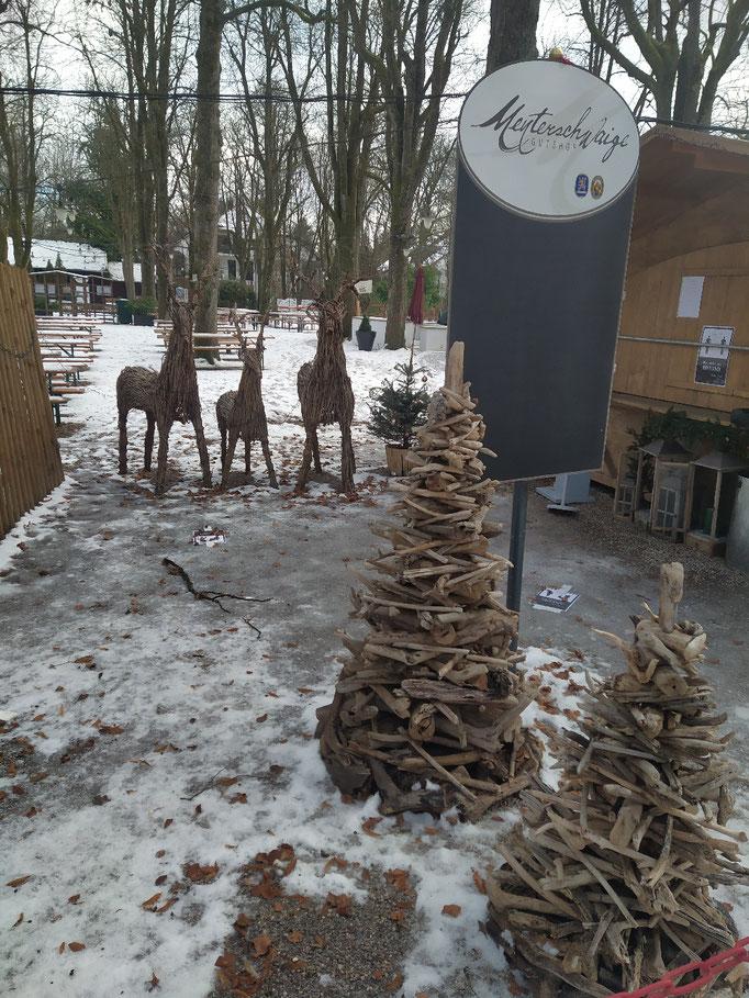 Winterliche Menterschwaige, 13.01.21
