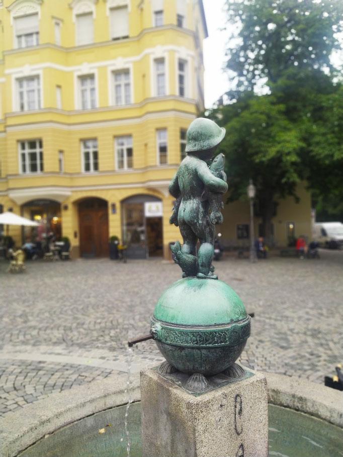 's Fischbuberl am Wiener Platz, 07.07.21