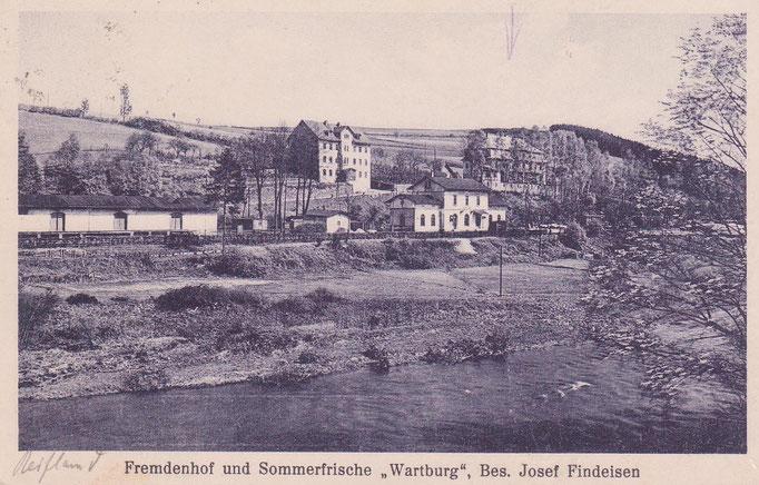 Wünschendorf Erzgebirge Karte: M.Rösch