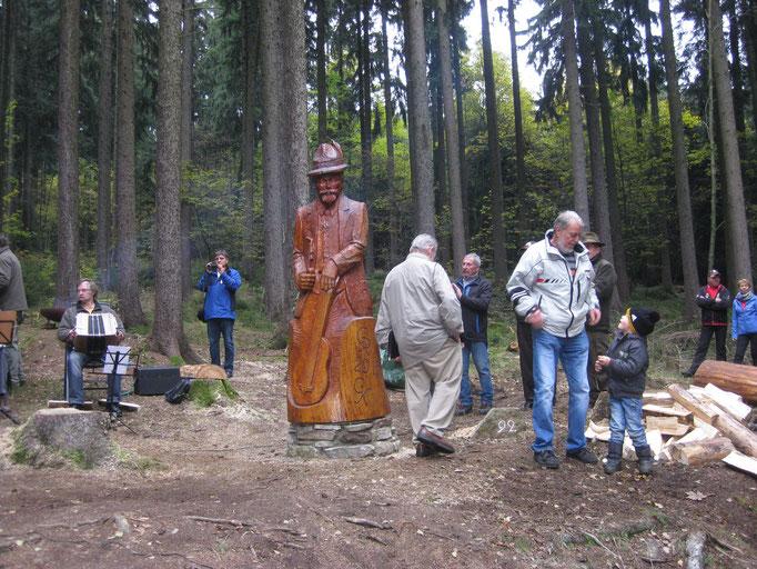 Wünschendorf Erzgebirge Anton-Günther-Platz