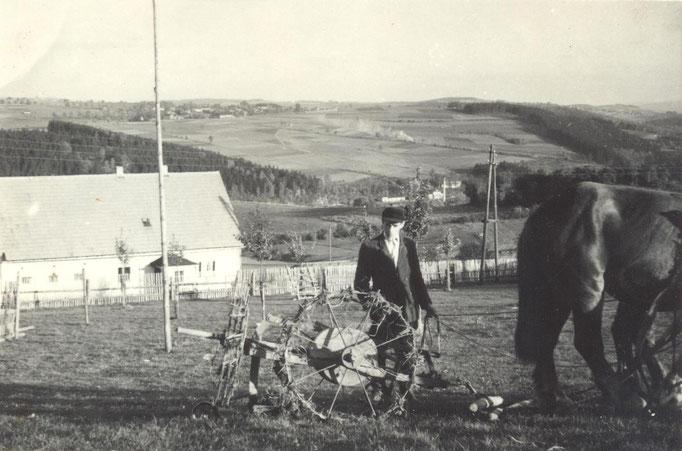 Wünschendorf Erzgebirge LPG