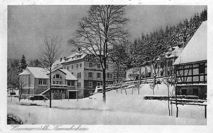 Wünschendorf Erzgebirge Neunzehnhain