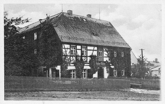 Wünschendorf Erzgebirge Robert Weber