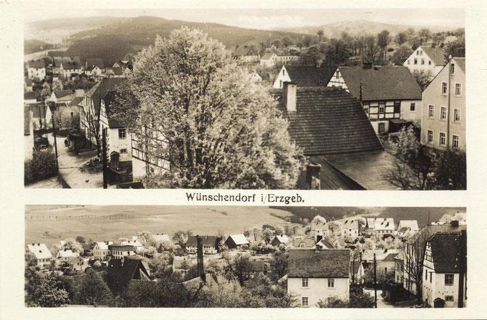 Wünschendorf um 1930