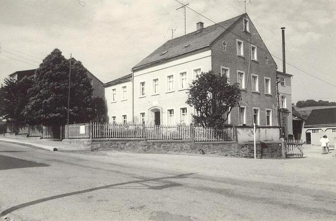 Wünschendorf Erzgebirge Teichler 1975
