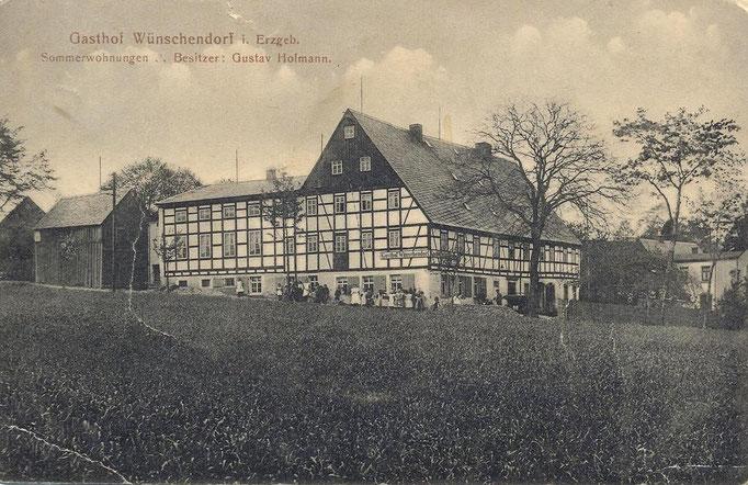 Wünschendorf Erzgebirge Karte Archiv Teichler