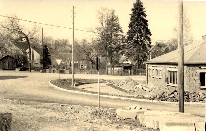 Wünschendorf  Erzgebirge Buswendeplatz