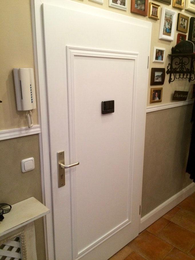 Tür- und Rahmensanierung