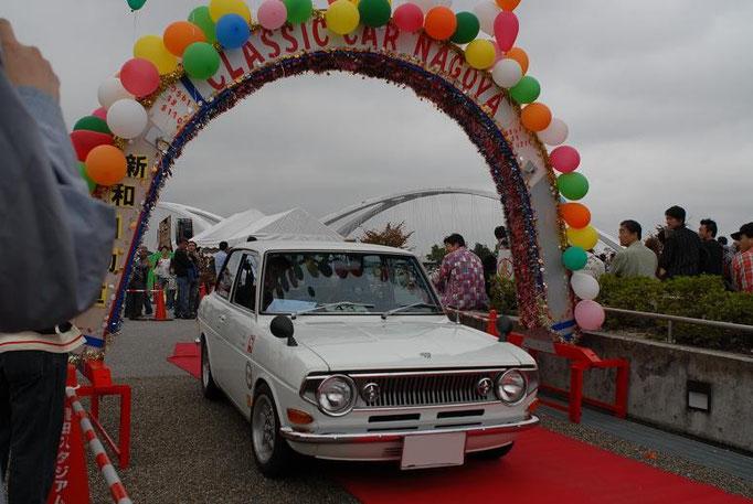No.43 トヨタ パプリカ 1000DX