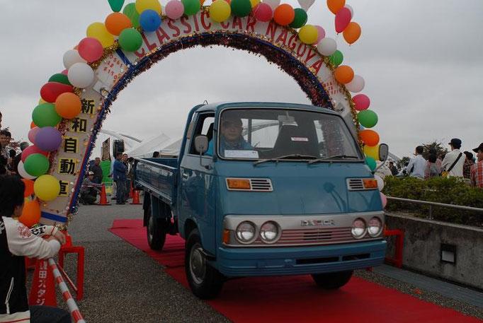 No.67 三菱 デリカ トラック