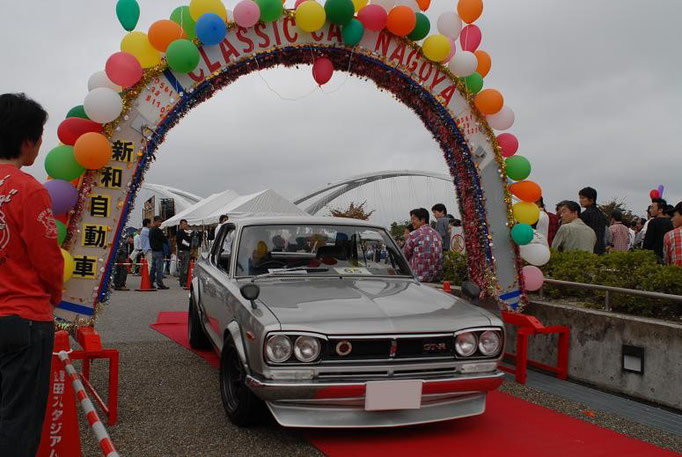 No.65 ニッサン スカイライン ハコスカGT-R