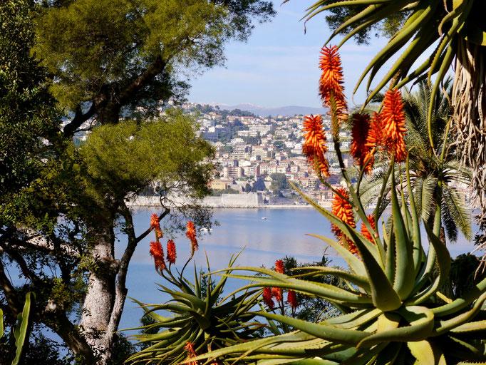 Frankreich, Cote d` Azur