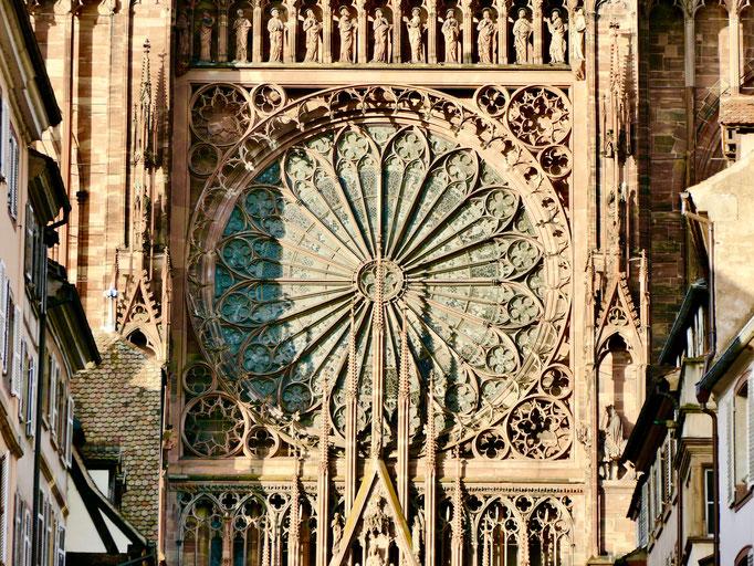 Frankreich, Straßburg Cathedrale