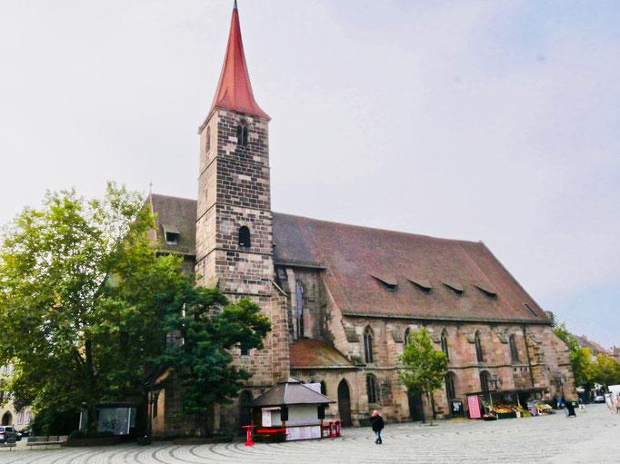 Nürnberg Sehenswürdigkeiten Deutschland Nürnberg