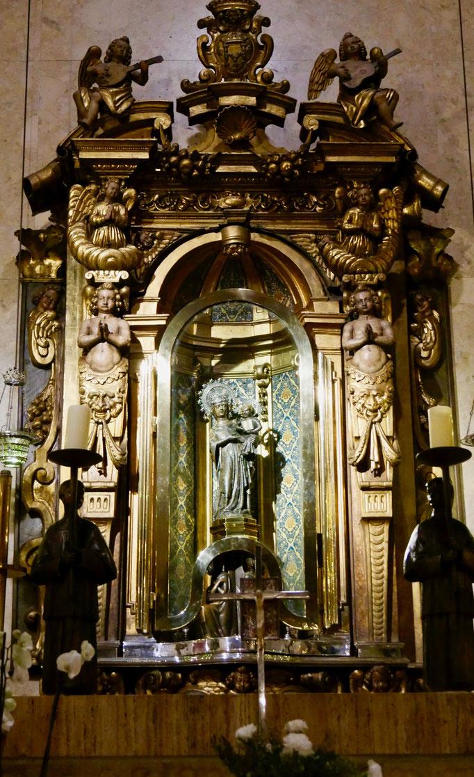 Klosterkirche Lluc Mallorca