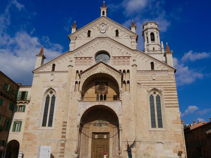 Cathedrale von Verona