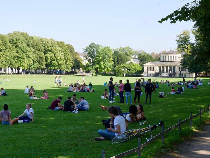 Bonn Hofgartenwiese