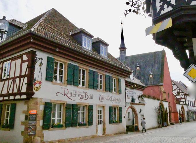 Rheinland Pfalz Deidesheim  Sehenswürdigkeit Deutschland Mandelblüte Rheinland Pfalz