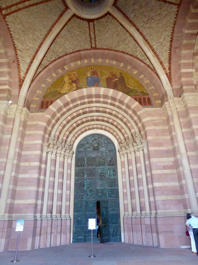 Romanischer Dom in Speyer