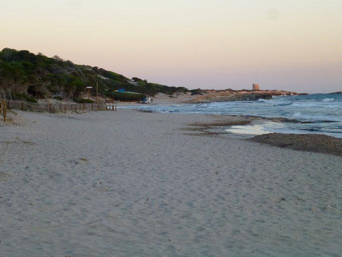 Bild: Die Salinen auf Ibiza