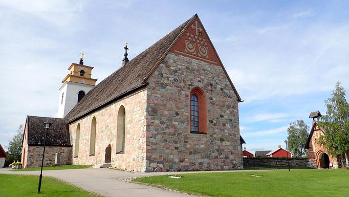 Bild: Nederluleå Kirche