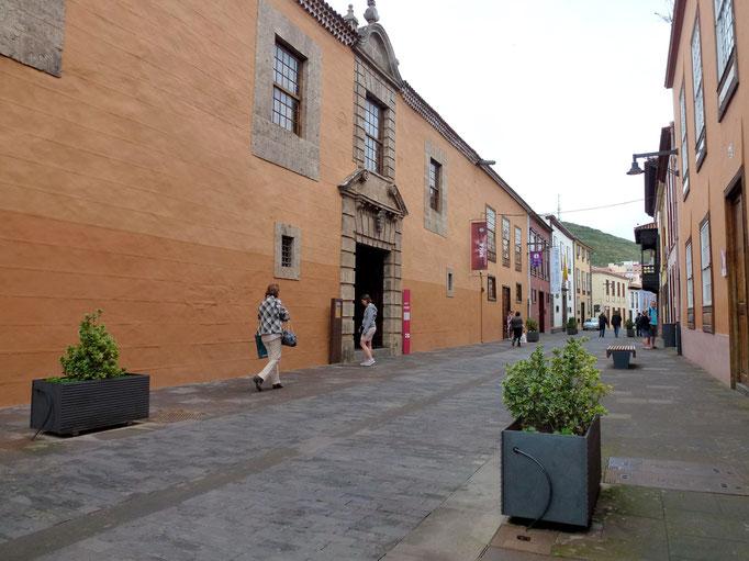 Bild: Calle San Augusín