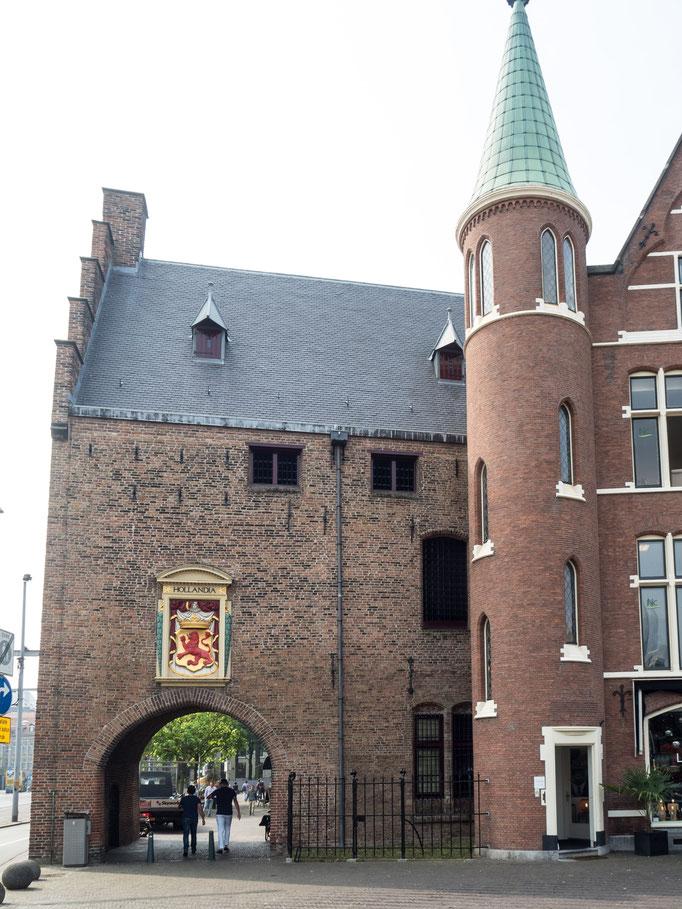 Bild: Gevangenenpoort in Den Haag - Foto 1