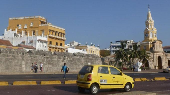 Bild: Cartagena in Kolumbien - Foto 1
