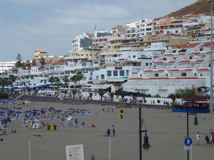 Playa Los Christianos -- im Südwesten