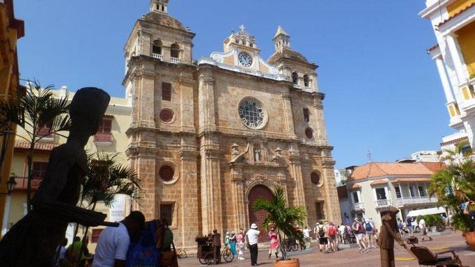 Bild: Cartagena in Kolumbien - Foto 2