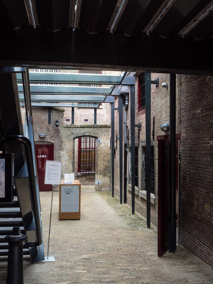 Bild: Gevangenenpoort in Den Haag - Foto 3