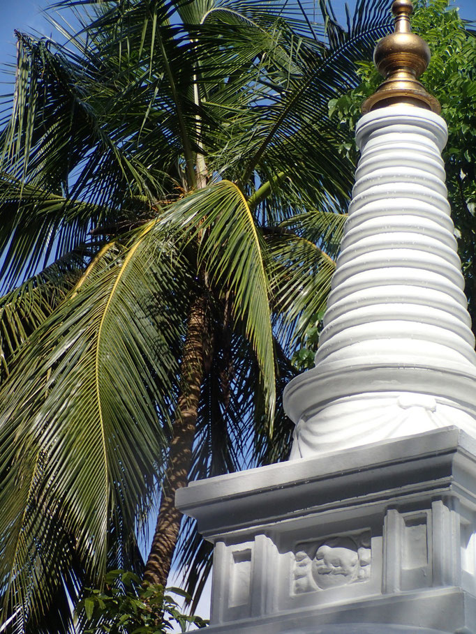Tempel - Stupa