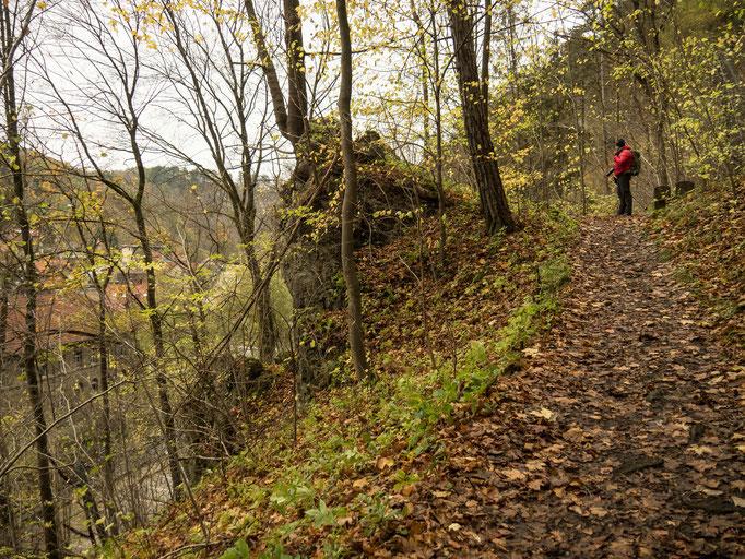 Bild: Blick von Rübeland