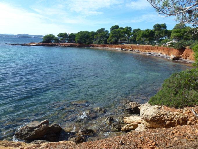 Bild: Bucht bei Punta Arabia - Foto 3