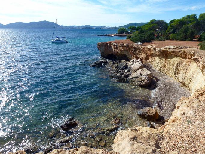 Bild: Bucht bei Punta Arabia - Foto 1