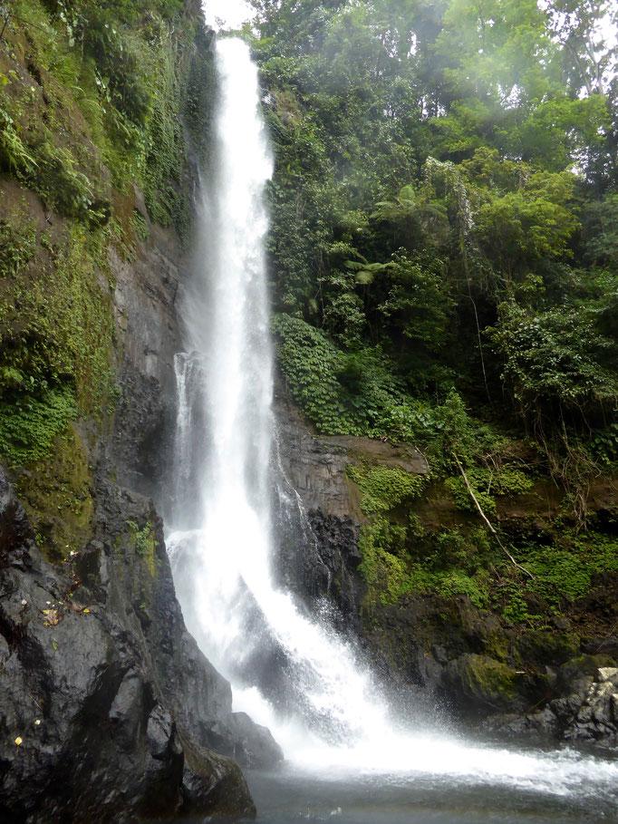 Bild: Der Wasserfall Gitgit