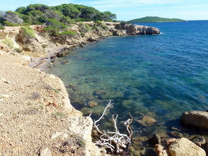 Bild: Bucht bei Punta Arabia - Foto 2