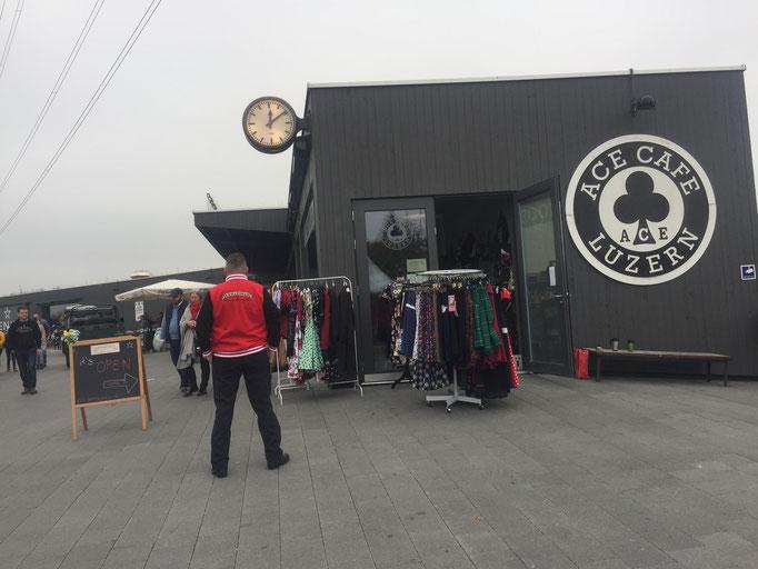 Ace Cafe Luzern