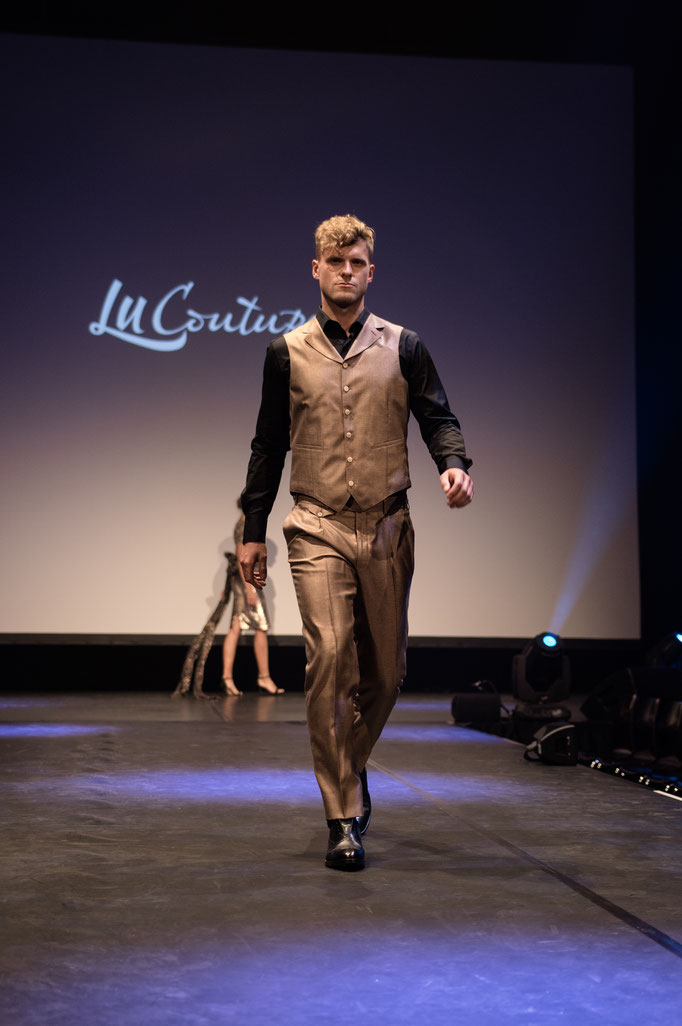 Thomas Odermatt LuCouture Fashionshow Haut Couture
