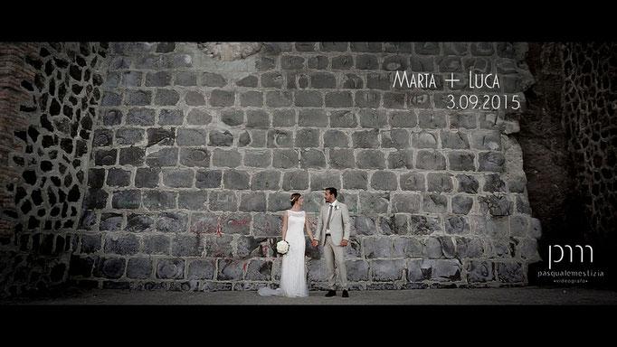Destination Wedding Videographer Praiano
