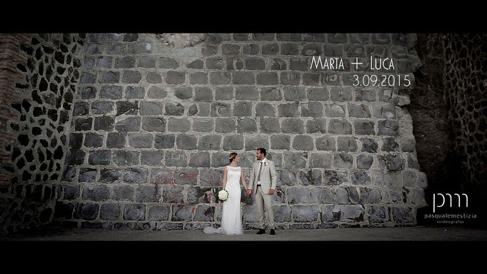 Destination Wedding Videographer Praiano
