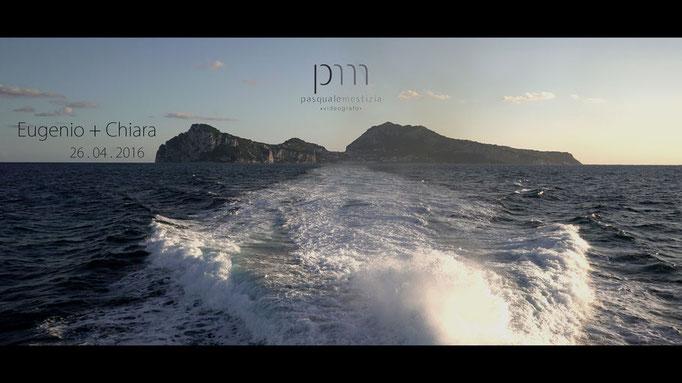 Destination Wedding Videographer Capri