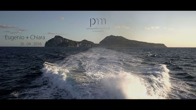Destination Wedding Videographer Capri