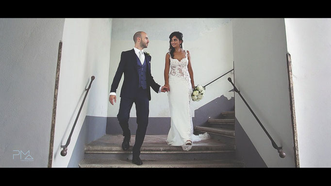 Destination Wedding Videographer Cava de' Tirreni