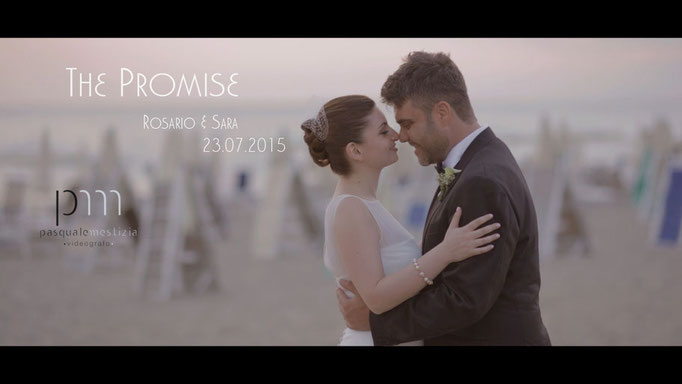 Destination Wedding Videographer Salerno