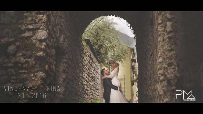 Destination Wedding Videographer Napoli