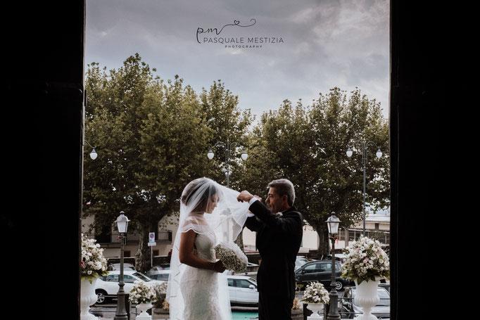 Wedding Photo in Cava de' Tirreni