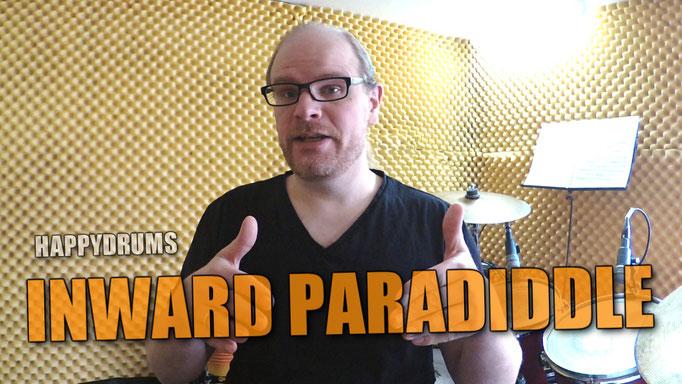 Inward Paradiddle - Schlagzeug-Lernen
