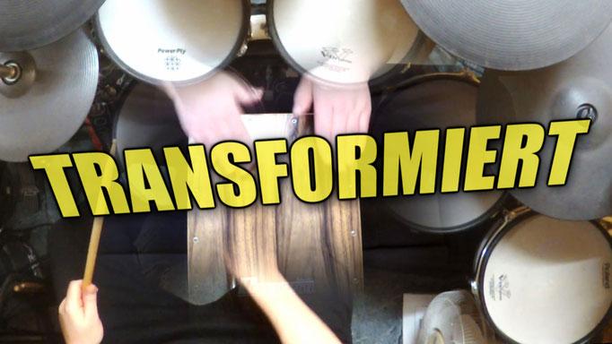 Cajon Grooves zum Schlagzeug transformieren
