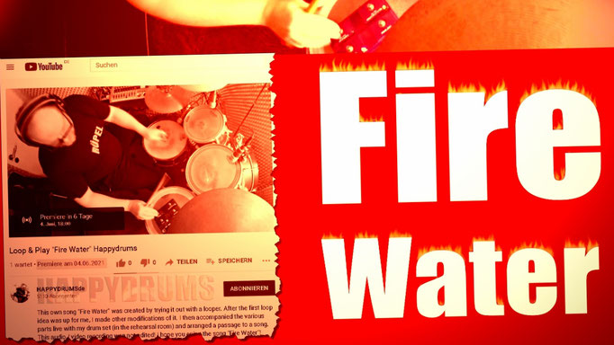 Loop & Play Fire Water